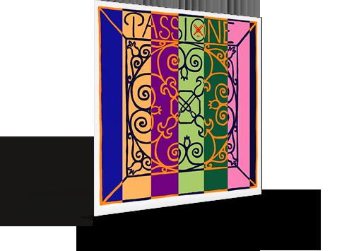NEW Pirastro Obligato Violin 4//4 Med GOLD Loop E String