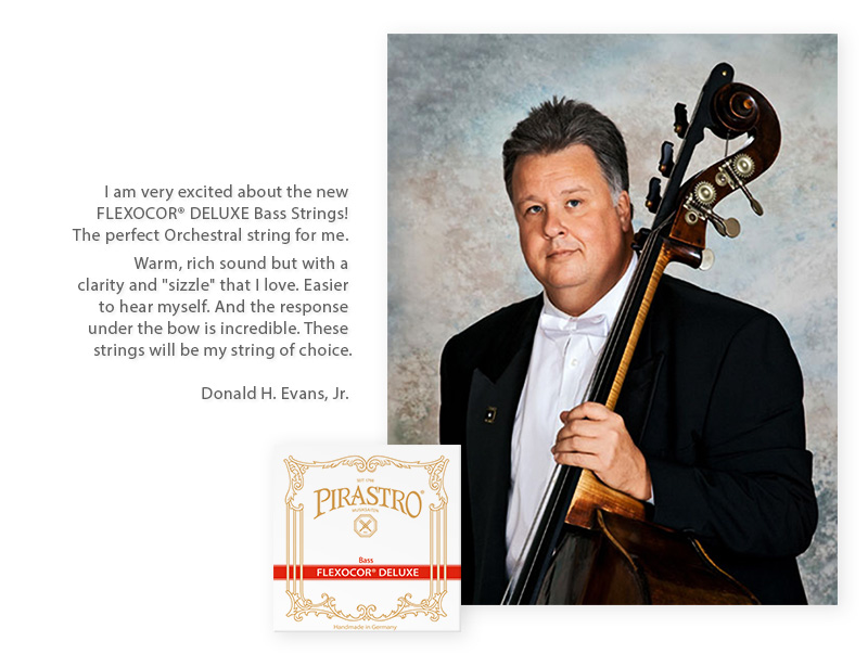 Pirastro - Donald Evans, Jr.