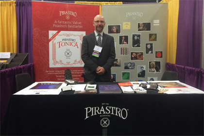 Pirastro - ASTA 2014 National Conference, Louisville, KY USA